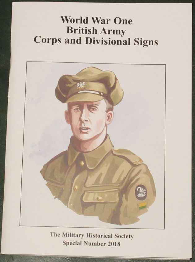World War One British Army Corps and Divisional Signs